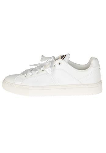 Sneaker Bradbury Satin White - Bianco, 41