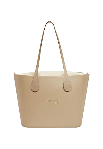 O bag Urban, Borsa da donna, Sabbia, Unica