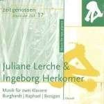 Concerto for 2 Pianos & Orchestra by JULIANE / HERKOMERS,INGEBORG LERCHE