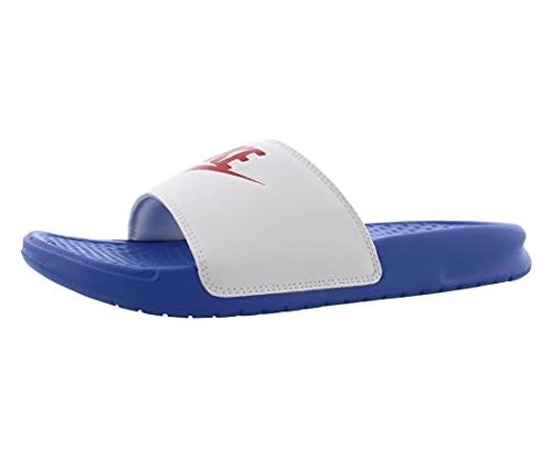 Nike Womens Benassi JDI Slide 343881-410 Size 7