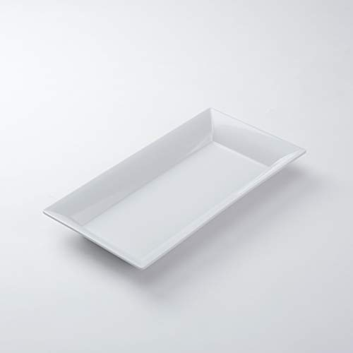 American Metalcraft MEL23 Endurance Melamine Rectangular Platter, 18