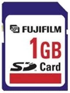 Fujifilm Tarjeta SD 1 GB Tarjeta de Memoria de Alto ...