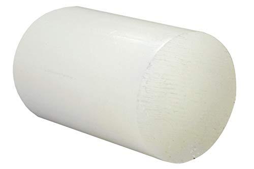 30mm PE Kunststoff Rundmaterial Drehmaterial Drehbank 30x60mm