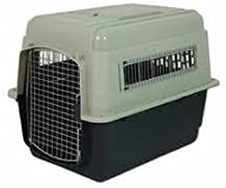HANU Plastic Flight Cage for Dogs 18 Inch 019