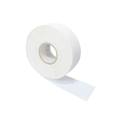 Healifty Vliesstoff zum Abnehmen Professionelle Körperhaarentfernung Wachsstreifen Papier Einweg-Epilierpapier Enthaarungsvlies Epilierer Haarentfernungspapier 100 Yard Roll