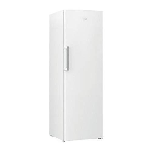Congelador vertical NF Beko RFNE312I31WN