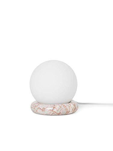 Ferm Living Rest Lamp Agate Red, 18cm