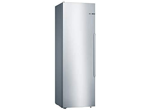 Bosch KSV36AIDP Serie 6 Frigorífico independiente D / 186 cm / 93 kWh/año/Inox Antifingerprint / 346 L/Superrefrigerador/EasyAccess Shelf