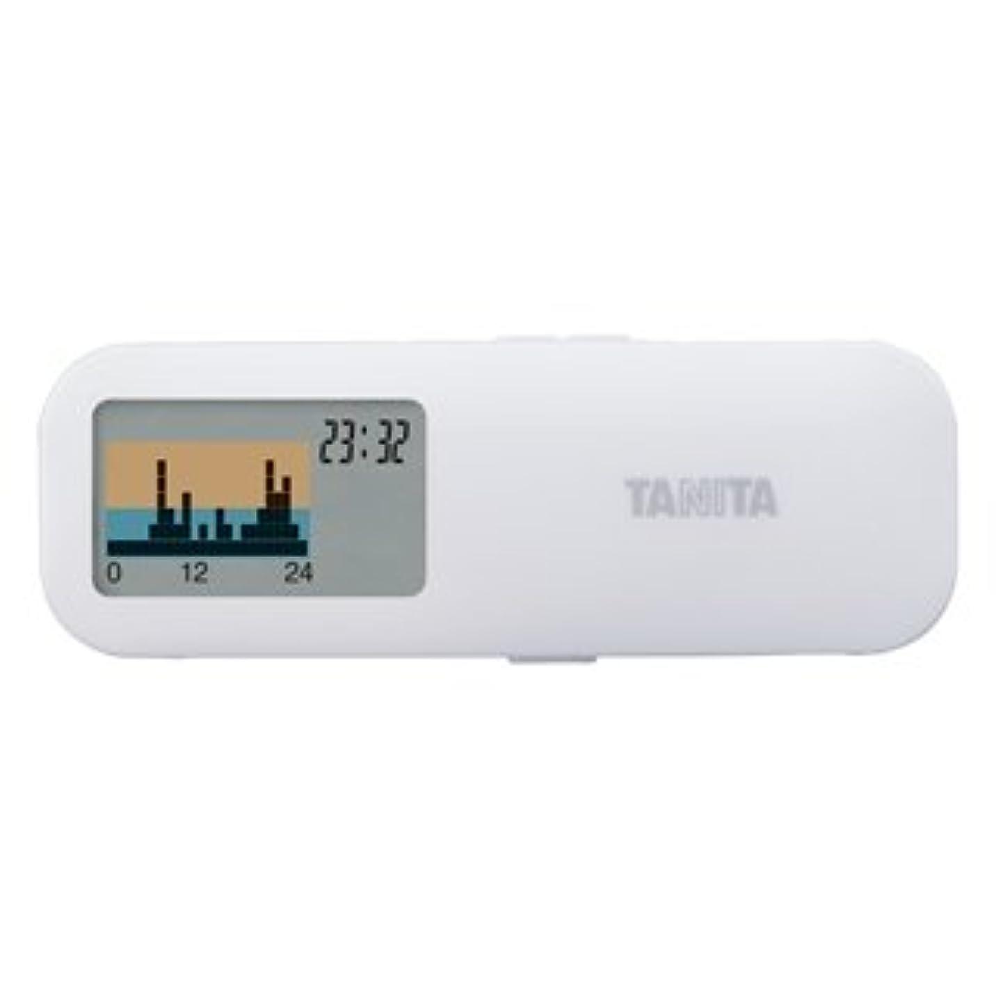 クレジットペネロペインスタントタニタ 活動量計(ホワイト)TANITA カロリズムSlim AM-122-WH