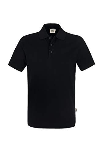 Hakro Premium Polo Pima Cotton, schwarz, L