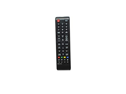 HCDZ Replacement Remote Control for Samsung UN32M4500BFXZA UN28M4500BFXZA UN24M4500BFXZA Smart HDTV TV