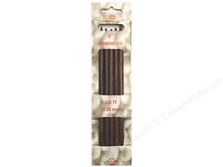 8  Rosewood Double Point Knitting Needles 5 Pkg-Size 7.0  (11)