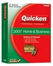 quicken home and business 2007
