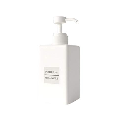 Newhashiqi Bouteille de voyage pour cosmétiques 450 ml