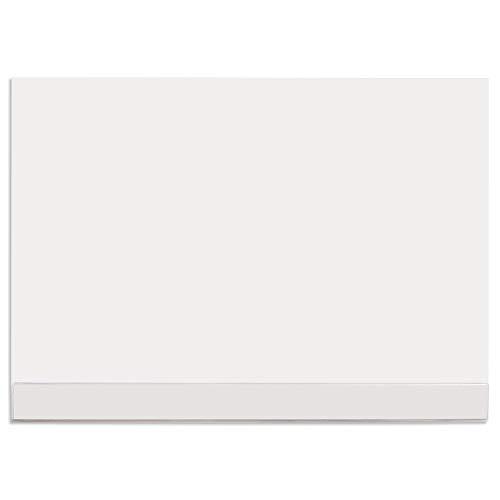 Blanco bureau-onderlegger met randbescherming I DIN A2 I 40 vellen I van papier om af te scheuren I om te beschrijven en te beschilderen I dv_520