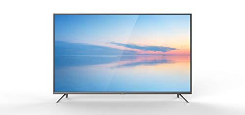 TCL 55EP640 Televisor 139 cm (55 Pulgadas) Smart TV con Resolución 4K UHD, HDR10, Micro Dimming Pro, Android TV, Alexa, Google Assistant[Clase de eficiencia energética A+]