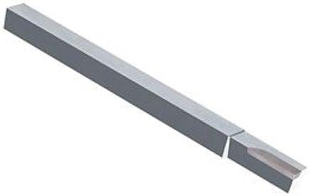 3//8 Height 3//8 Length Square Shank Diameter Full Radius ConvexStyle FRT 3//16 Width 3//8 Width 20.5 Length Micro 100 FRT-3 Brazed Tool 3//32 Radius 3//32 Thick