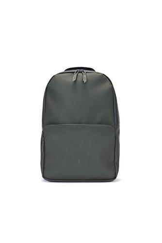 RAINS Field Bag Sac à dos décontracté 45 cm 12,3 l, Vert (Vert) - 12840304