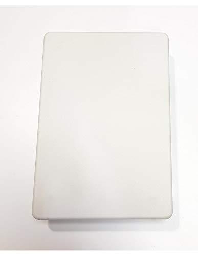 SOLERA Tapa Caja Empalme 160x100mm Garra Metálica