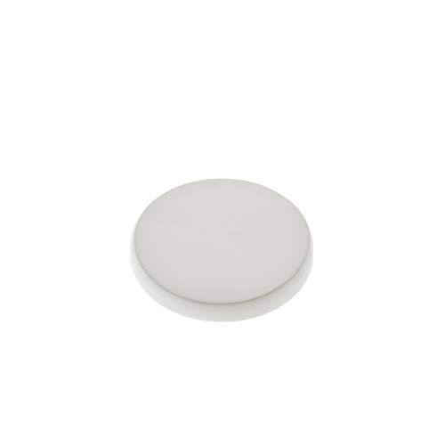 Rekean - Couvercle pour Pot Yaourt - Lot de 24 couvercles PVC - Fabrication Française - pour Pots de Yaourt contenance 143 ML