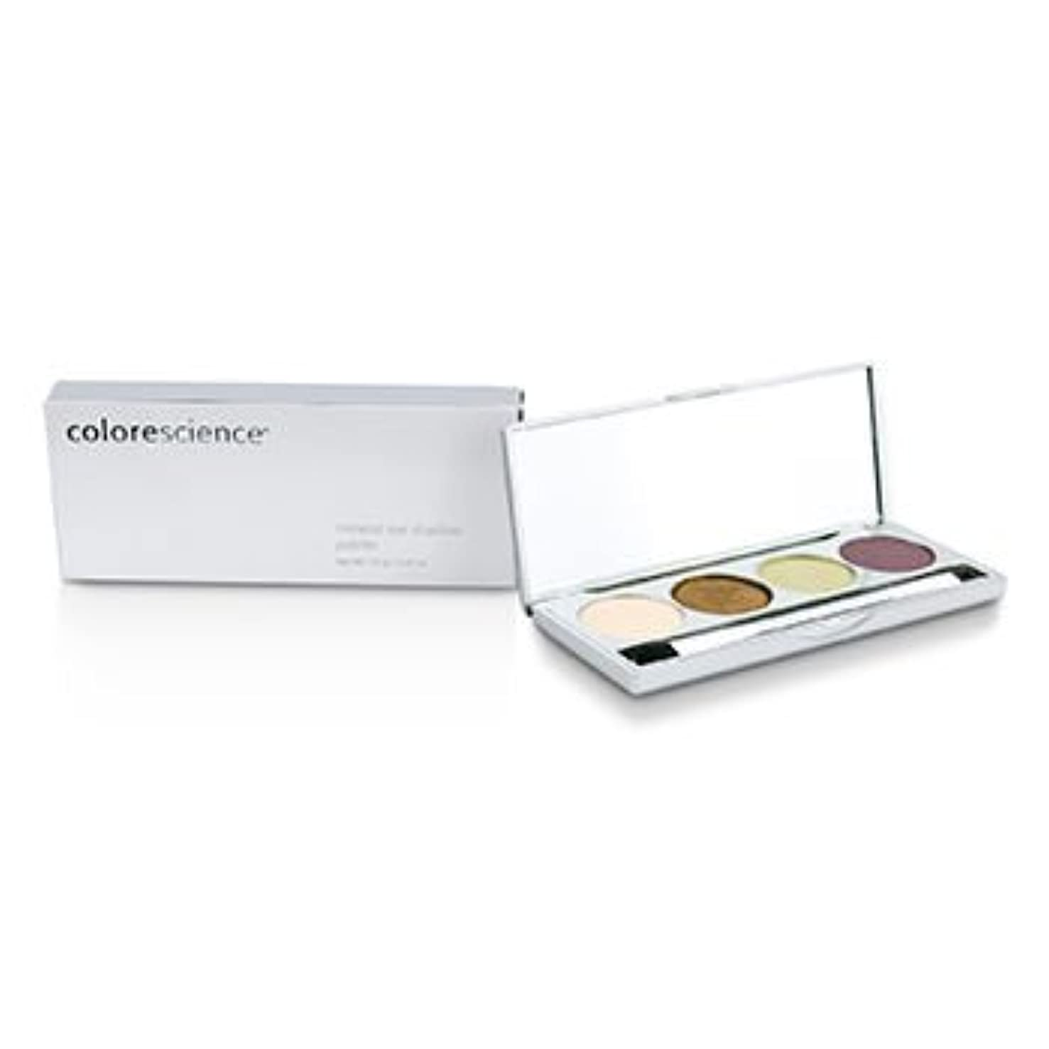 生じる仮定するヒント[Colorescience] Mineral Eye Shadow Palette - Enchanted Earth 7.2g/0.25oz
