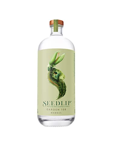 Seedlip Garden 108 Bebida sin alcohol 700 ml