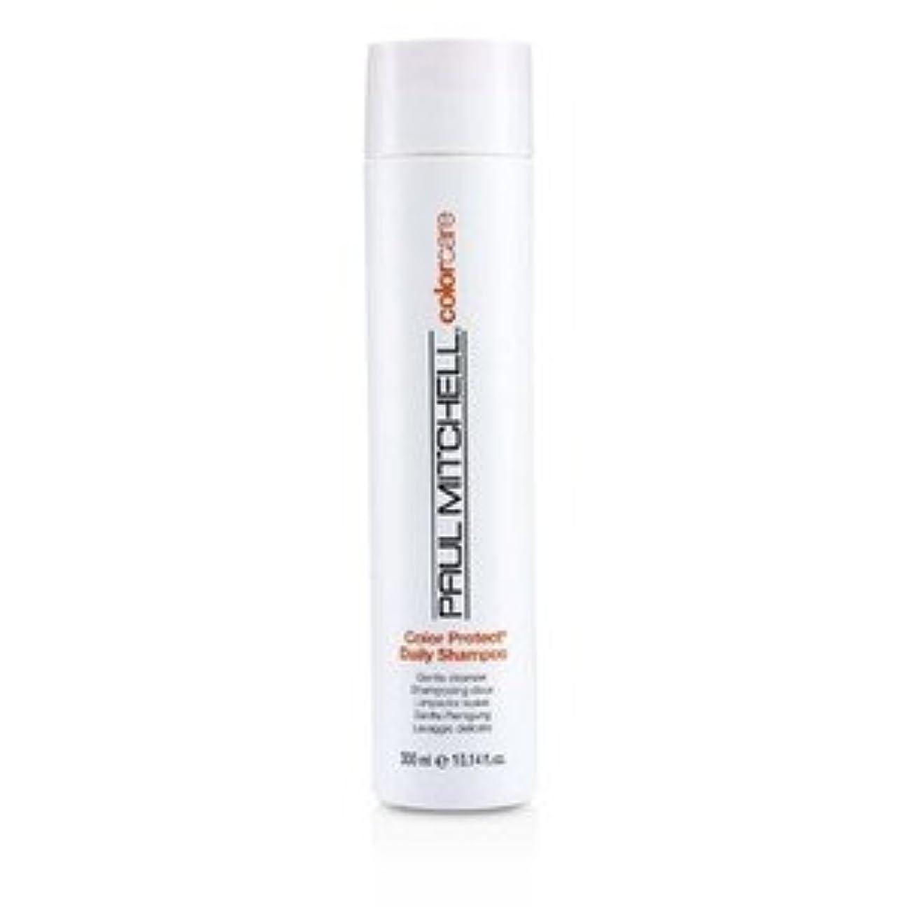 圧縮図書館乱闘PAUL MITCHELL(ポールミッチェル) Color Protect Daily Shampoo(Gentle Cleanser) 300ml/10.14oz [並行輸入品]