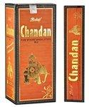 Balaji Chandan, Incienso de sándalo puro Mysore (12 unidades x 15 varillos) por Balaji
