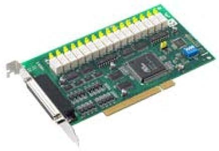 Amazon.com: Advantech PCI-1762-BE 16ch Relay & 16ch Isolated DI PCI Card.: Computers & Accessories