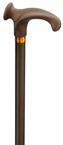Gastrock Unisex– Erwachsene 42126-RB Walking-Stöcke, Bronze, One Size