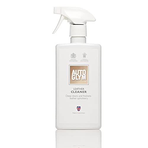 Autoglym LC500 Leather Cleaner, 500ml