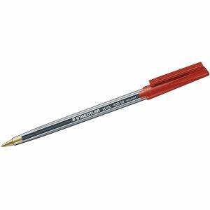 Staedtler 430M-02Rojo 1pieza (S) Bolígrafo de bola