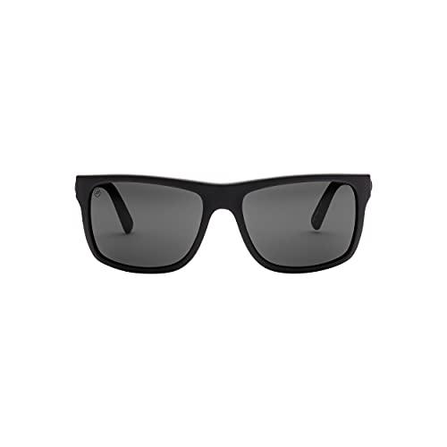 Electric - Swingarm, Sunglasses, Matte Black Frame, Gray Lenses