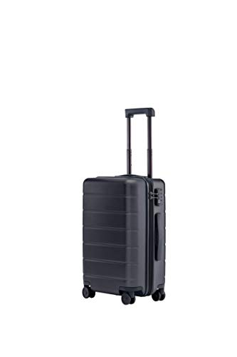 "Xiaomi Hand Luggage Trolley with 8 Wheels, 55 cm, 20 "", Standard Dimensions for Airplane Cabin, TSA Lock, 38 liters, ..."