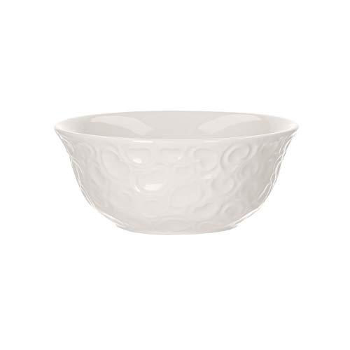 PORCELLANA BIANCA Porcelaine Blanche coupelle Valentino 12 cm