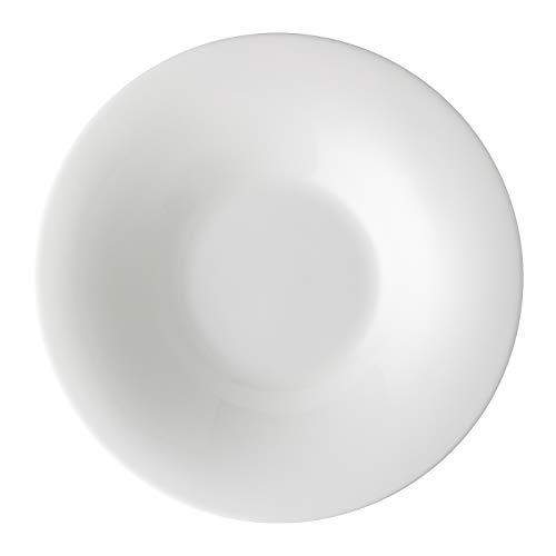 Rosenthal Hutschenreuther - Nora - Pastateller, Teller tief - Weiß - Porzellan - Ø30 cm