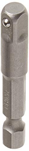 DEWALT Hex Socket Adapter, 1/4-Inch (DW2541)