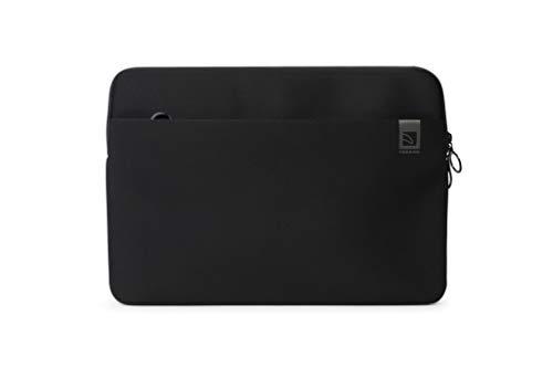 Tucano Top, Second Skin Neopren-Hülle für MacBook Pro 16 Zoll, schwarz, BFTMB16-BK