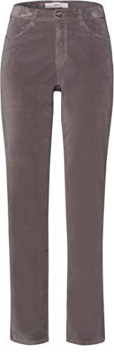 BRAX Carola Samt Five Pocket Feminine Fit Sportiv Pantalones para Mujer