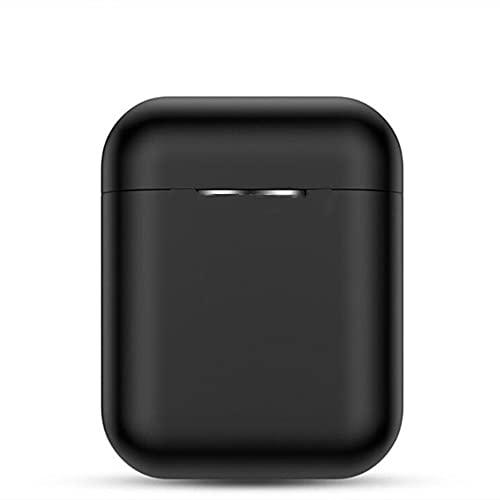 TWS i12 Auricular Bluetooth 5.0 Auricular Toca la Ventana emergente para emparejarse automáticamente, Adecuado para iPhone, Auriculares de teléfono Inteligente Android/iOS IPX5 a Prueba de Agua