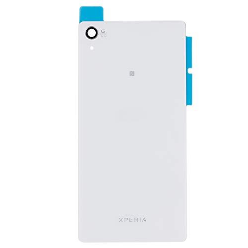 Swark - Tapa de batería Compatible con Sony Xperia Z2 D6502, Color Blanco