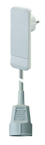 BACHMANN 933.00699999999995 platte stekker platte stekker met 3-voudige stekkerdoos