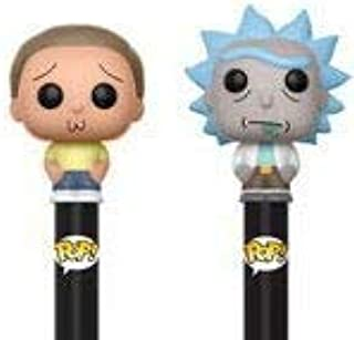 Funko Collectible Pen with Topper Rick /& Morty New RICK