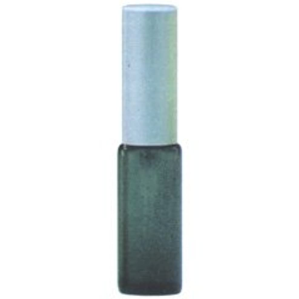 【ヒロセ アトマイザー】MSシャーベット ガラスアトマイザー 58102 アルミキャップ グレー 4ml