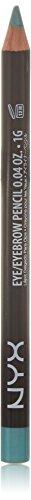 NYX Cosmetics Slim Eye Pencil Seafoam Green