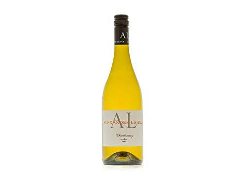 Alexander Laible - Chardonnay ** (zwei Sterne) - trocken - aktueller Jahrgang - 6 x 0,75L
