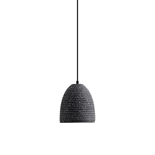Iluminación colgante/Iluminación de techo/Lámparas multi-estilo, se pueden combinar libremente la Lámparas de cemento industrial material E27 Interior Iluminación colgantes alambre 100cm (ajustabl