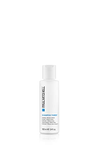 Paul Mitchell Cuidado Del Cabello clarifying Champú Three 100 ml