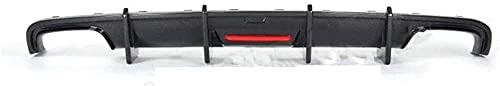 Sad satan Fibra de Carbono para modificación de Coche del alerón del Visor del Techo Trasero,se Adapta a Audi A6 Sline S6 C7 C7.52013 2014 2015alerón del Maletero Accesorios de Coche