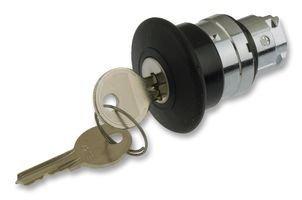 Keylock Switch, Harmony XB4 Series, Push-Key Release